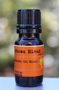 Autumn Essential Oil Blend