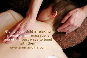 Children Aromatherapy Massage