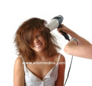 dry hair copyr