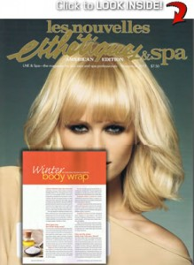 Winter Body Wrap Aromandina